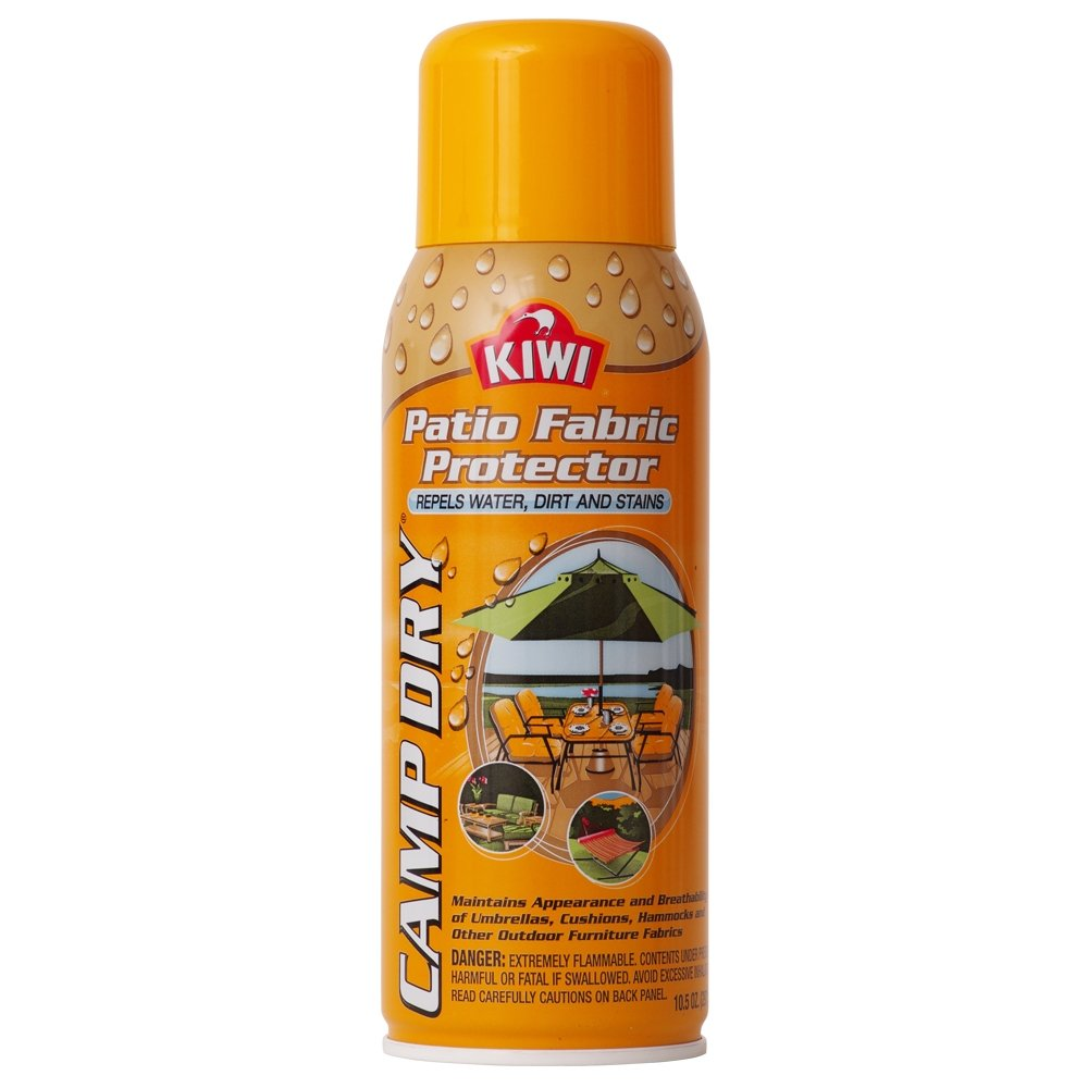 Kiwi Camp Dry Patio Fabric Protector, 10.5 oz, Pack of 3 by Kiwi