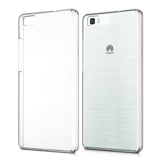 544 opinioni per kwmobile Cover per Huawei P8 Lite (2015)- Custodia trasparente per cellulare-