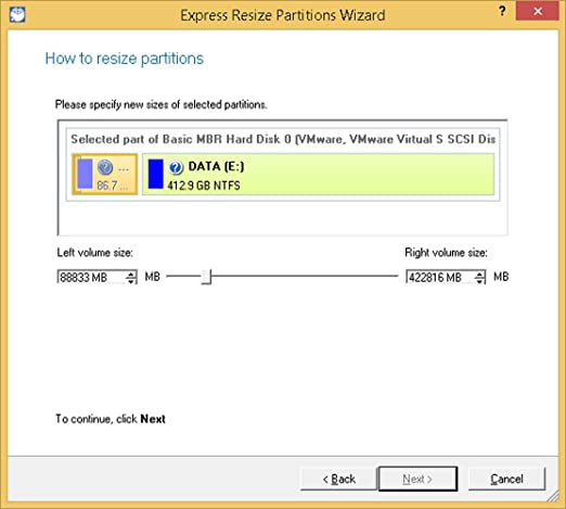 Partition Manager 15 Professional - Professional partitioning tool