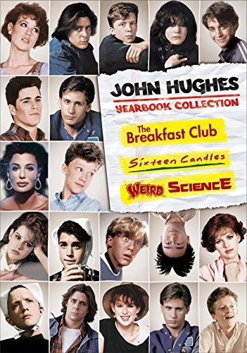 John Hughes Yearbook Collection (The Breakfast Club / Sixteen Candles / Weird Science) - John Hughes Dvd Collection
