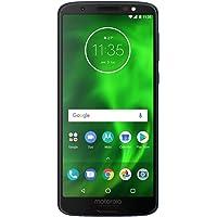 "Motorola XT1925-1 Moto G6 - Smartphone de 5.7"", Índigo Profundo, Desbloqueado"