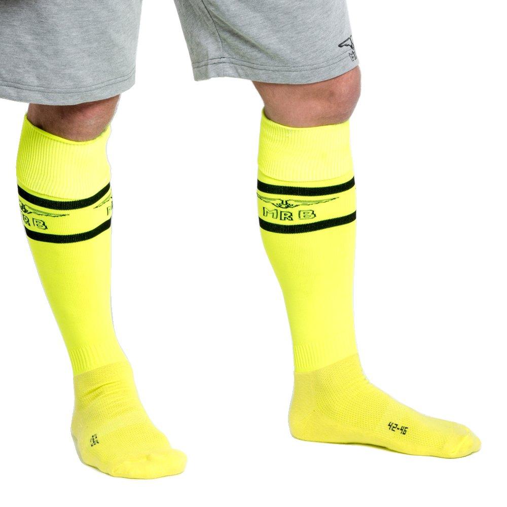 Mister B Urban Football Socks mit Tasche verschiedene Farben und Größen