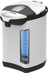 Tayama Electric Thermo Dispenser 4 Liter, white (TK-400)
