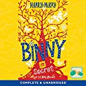 Binny in Secret Audiobook by Hilary McKay Narrated by Jilly Bond