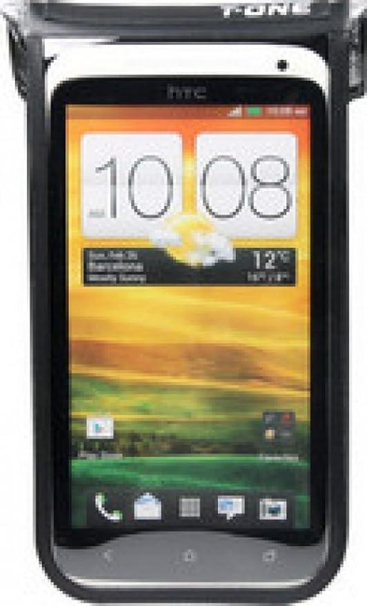 T-One Bolsa Smartphone Akula II PU, Negro, Impermeable ...