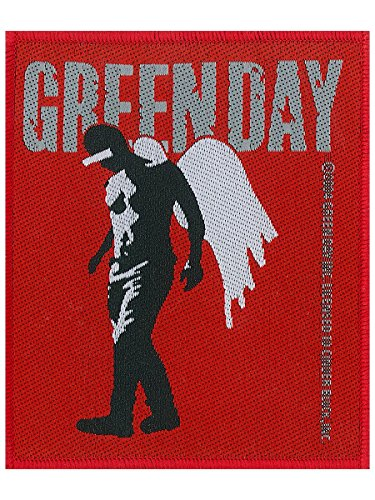 Green Day Wings - Green Day Wings Red Patch