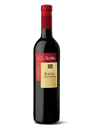 Pata Negra Reserva Rioja. Vino Tinto. Botella - 750 ml