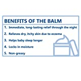 Aveeno Baby Eczema Therapy Nighttime Balm with