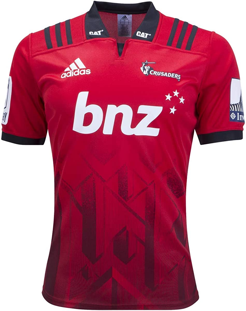 adidas Crusaders Home Rugby Jersey