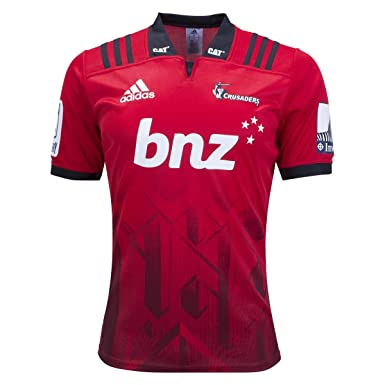 d59bf8676a9 Amazon.com: adidas Crusaders Home Rugby Jersey: Clothing