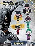 DC Comics Batman String dolls Set of 8 ( Batman, Robin, Catwoman, Riddler, Harley Quinn and more...)