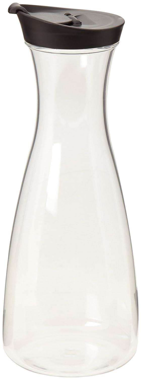 Black Prodyne J-36-B Acrylic 36-Ounce Juice Jar