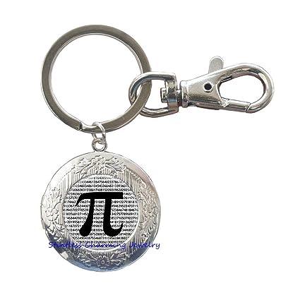 PiLocket - Llavero de Math Jewelry para profesores, ciencia ...