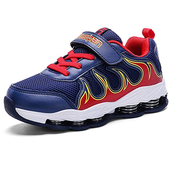 345bf52a59c50 Amazon.com: LGXH Boys Girls Sport Trail Trekking Athletic Sneaker ...