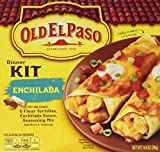 Old El Paso Enchilada Dinner Kit 14 oz Box