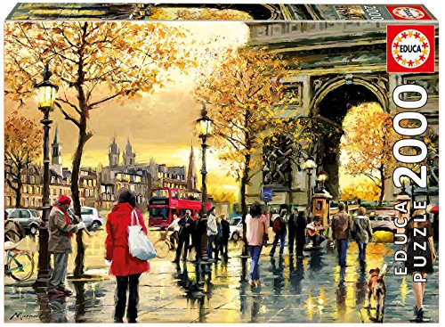 Educa Children's 2000 Arc de Triomphe Puzzle