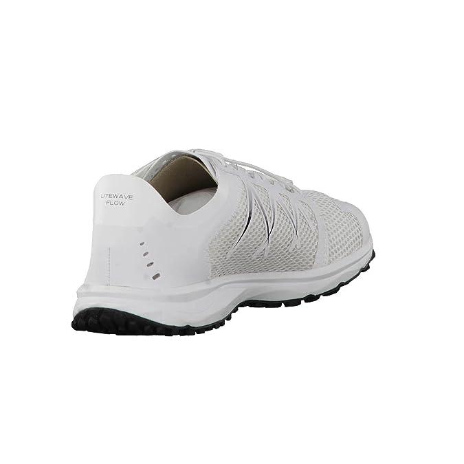 The North Face T92VV2LG5, Zapatillas de Trail Running para Mujer, Blanco (White), 41 EU