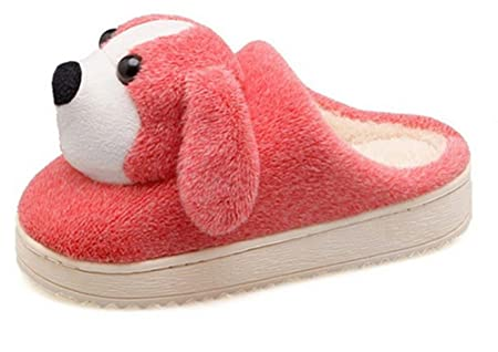 fadb027b0220 Image Unavailable. Image not available for. Colour  Sichouzhilu Plush  Slippers Animals Home Shoes For Women Home Female Indoor Winter Fur ...