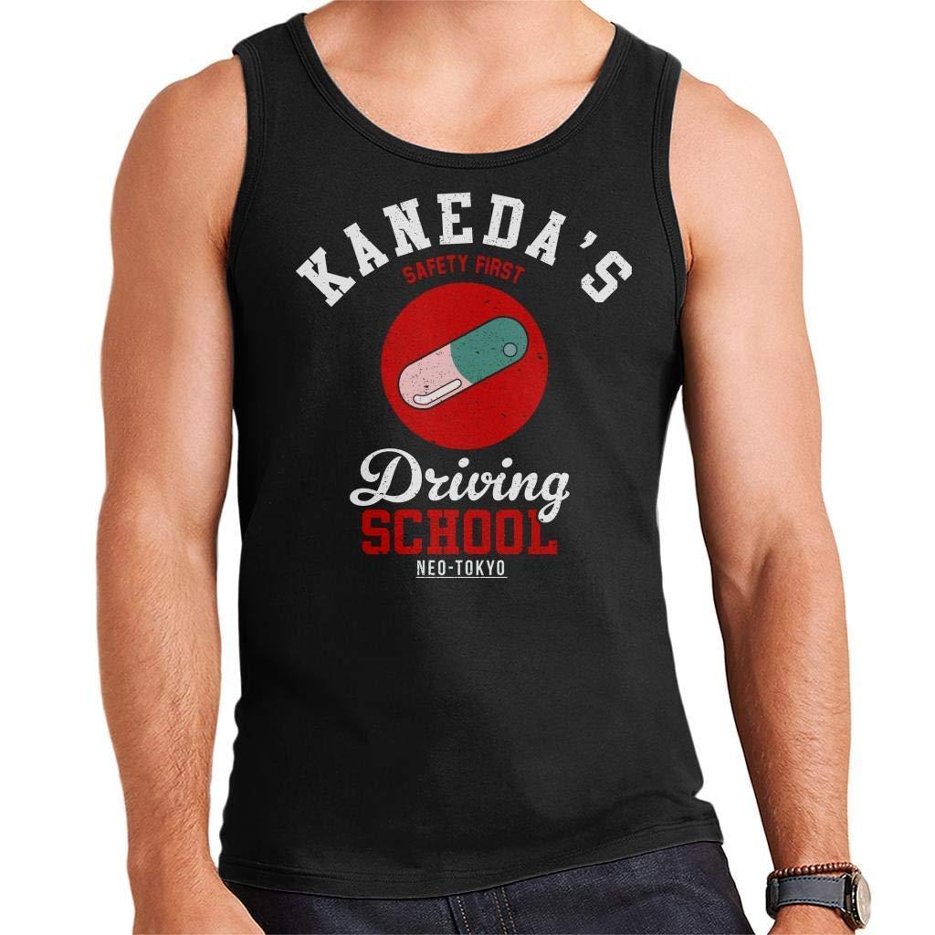 Academies Akira Kanedas Driving School Mens Vest