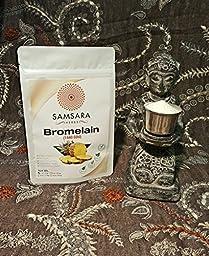 Bromelain Extract Powder (2oz/57g) - 1440 GDU Concentration
