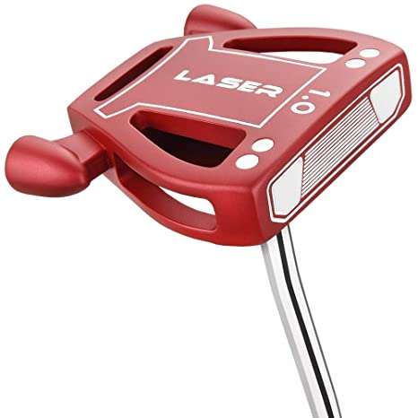 Amazon.com : Ram Golf Laser Model 1 Putter w Advanced ...