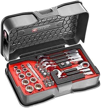 Facom 467BS.Box - Caja de herramientas con cerradura: Amazon.es: Bricolaje y herramientas
