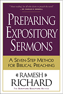 Preaching to a post everything world crafting biblical sermons that preparing expository sermons a seven step method for biblical preaching fandeluxe Choice Image