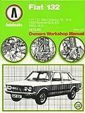 Fiat 132 1972-80 Autobook