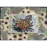 "20x26"" Kitchen Mosaic Backsplash Marble Art Tile Wall"
