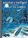 Michel Vaillant, tome 53 : La nuit de Carnac par Graton