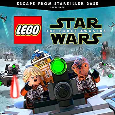 Amazon.com: Lego Star Wars: The Force Awakens : Escape From The ...