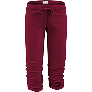 Soffe Women's Juniors Football Capri at Amazon Women's Clothing ...
