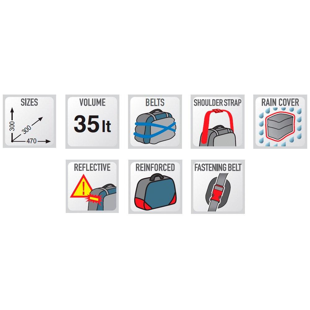 GIVI EA107B Borsa Rullo Easy Bag 33 litri