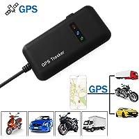 XCSOURCE Traceur Véhicule en Temps Réel Localisateur GPS/GSM/GPRS/SMS Traceur Antivol Voiture Moto Vélo AH207