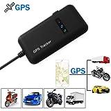 XCSOURCE Vehículo Rastreador Localizador en tiempo real Seguimiento de GPS / GSM / GPRS / SMS Motocicleta Bicicleta de coche Antitheft AH207