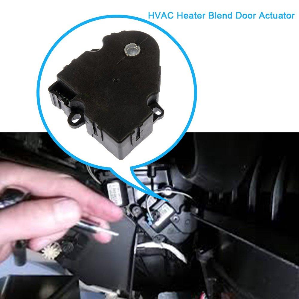 52473356 604-113 HVAC Blend Air Door Actuator for Chevrolet Chevy ...
