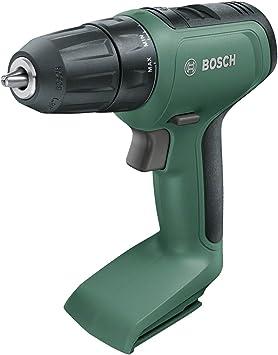 Bosch Home and Garden 06039C8000 Bosch UniversalDrill 18-Taladro atornillador (sin batería, sistema de 18 V, en caja), Verde: Amazon.es: Bricolaje y herramientas