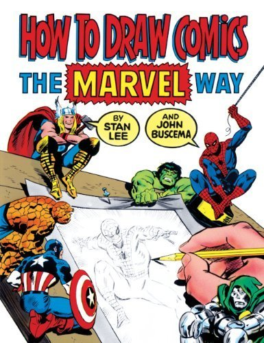 How to Draw Comics the Marvel Way by Stan Lee (1984-09-01)