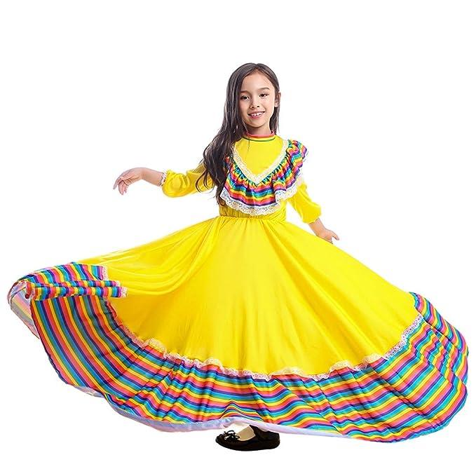 Amazon.com: Disfraz de estilo nacional mexicano para fiesta ...