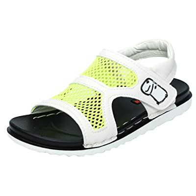 Pointss Boys Soft Sole Open-Toed Sandals Summer Mesh Beach Shoe Baby Non-Slip Casual Style Fashion Sandal