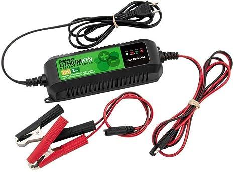 Amazon.com: Cargador de batería de litio BikeMaster: Automotive