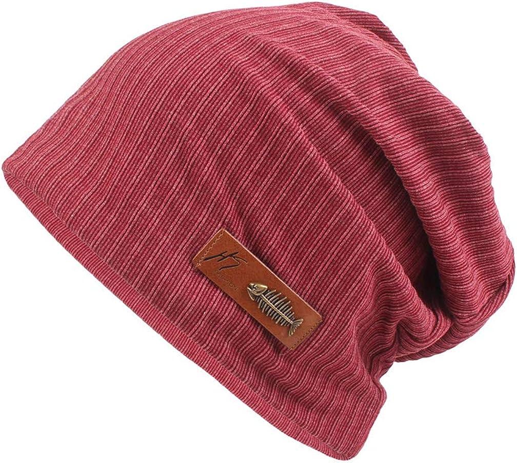 NEAER Men Women Knit Beanie...