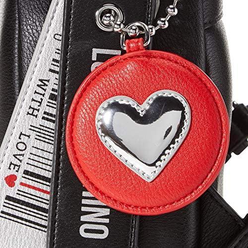 Love Moschino JC4240PP0BKG0000, Cartables Femme, Noir, Normale