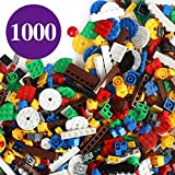 Building Bricks - 1000pcs Compatible with All Major Brand Manufactures