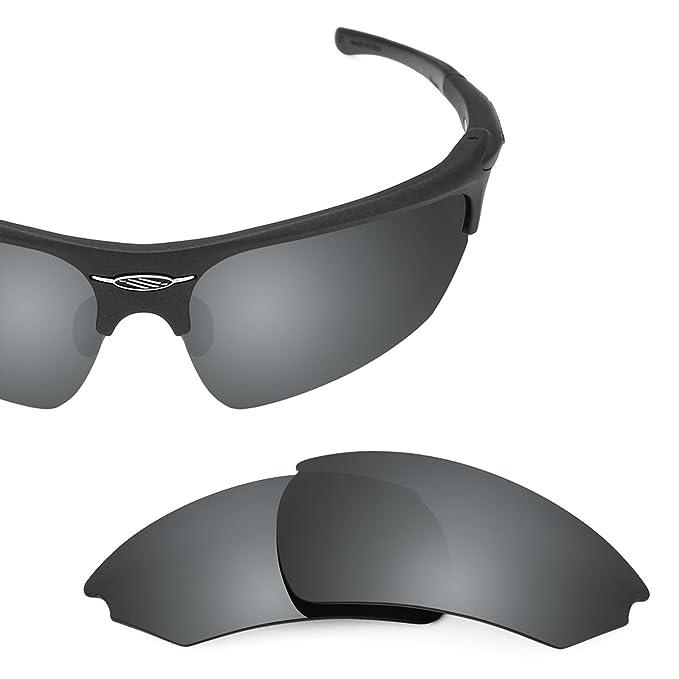 ba9fe24163e Revant Polarized Replacement Lenses for Rudy Project Noyz Black Chrome  MirrorShield