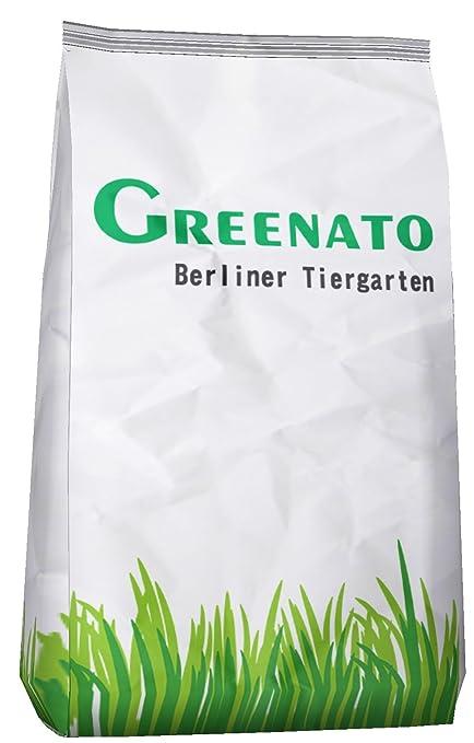 Rasensamen Greenato Berliner Tiergarten 10kg Zierrasen Rasen