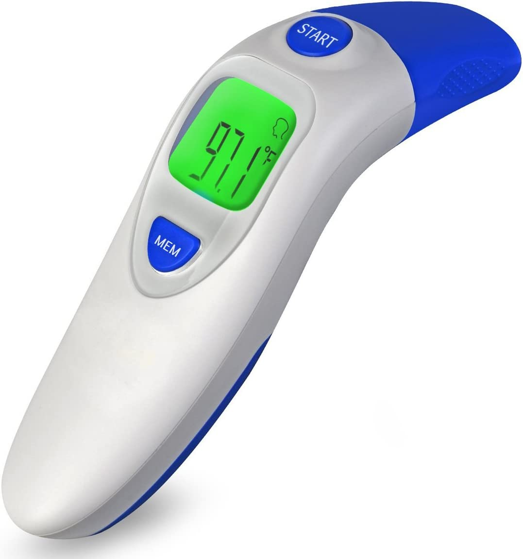DyNamic Digital Baby Adult Body Temperature Tester Portable Infrared IR Ear Thermometer ?//?