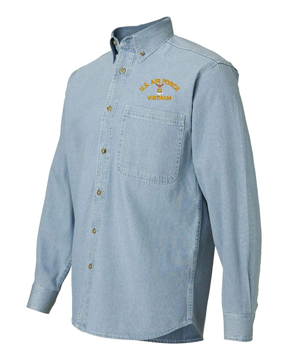 MilitaryBest U.S Air Force Vietnam Denim Shirt