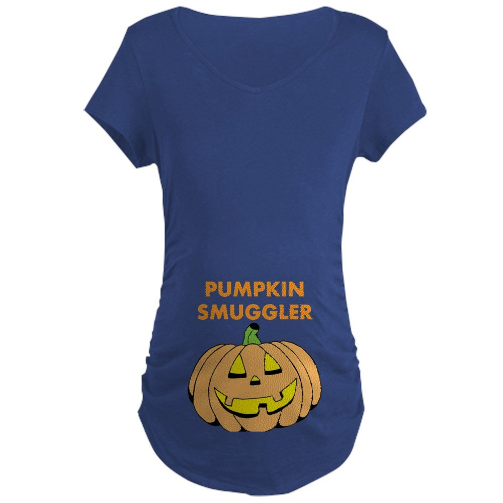 f8141f3acaf CafePress Pumpkin Smuggler Maternity T-Shirt Maternity Tee at Amazon  Women s Clothing store