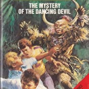 Mystery of the dancing devil the three investigators mystery series customer image fandeluxe Choice Image